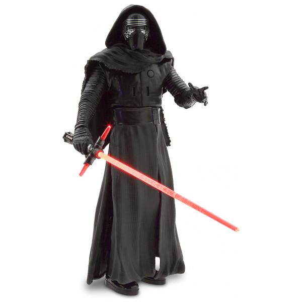 Disney Store Actionfigur Kylo Ren Talande Star Wars-Figur 37 Cm från Disney store