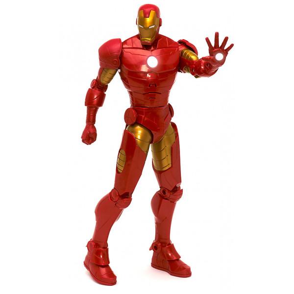 Disney Store Actionfigur Marvel Avengers Iron Man Talande från Disney store