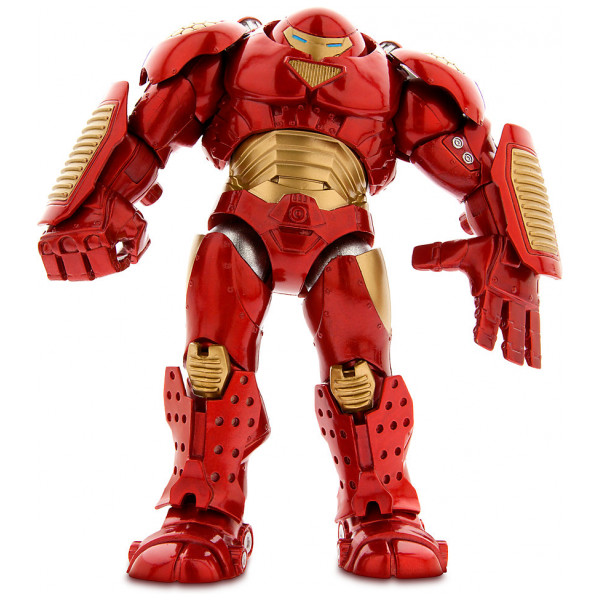 Disney Store Actionfigur Marvel Select Iron Man Hulkbuster från Disney store