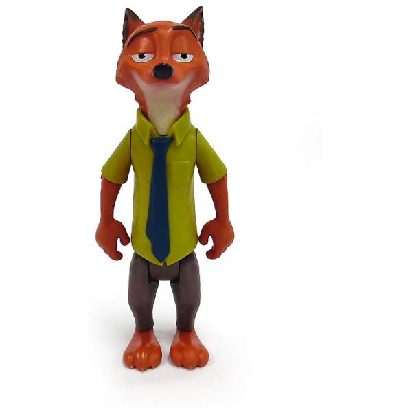 Disney Store Actionfigur Nick Wilde Stor Figur Zootropolis från Disney store