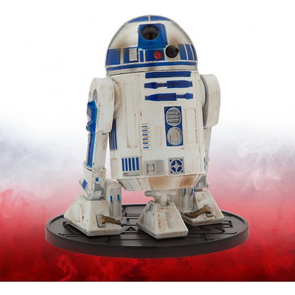 Disney Store Actionfigur R2-D2 Diecast-Figur I Elite-Serien Star Wars från Disney store
