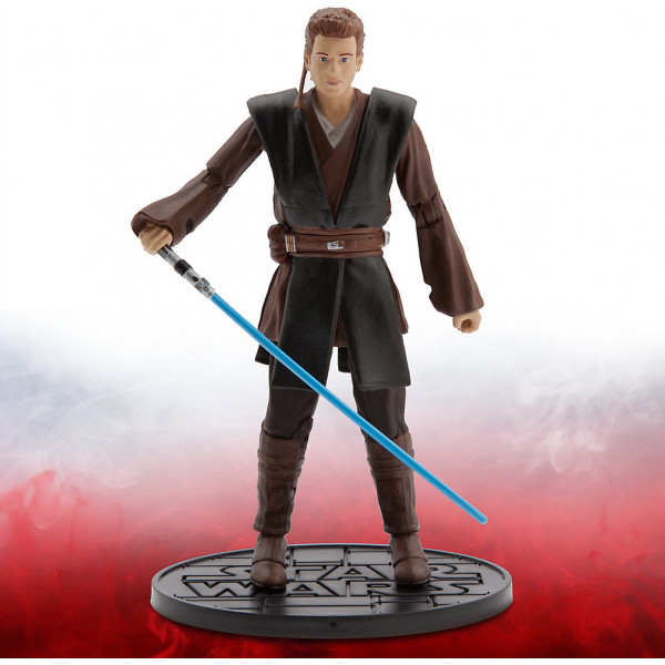 Disney Store Actionfigur Star Wars Elite Series 15,5 Cm Diecast-Figur Anakin Skywalker från Disney store