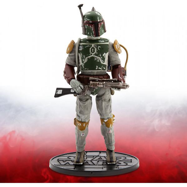 Disney Store Actionfigur Star Wars Elite Series Boba Fett 16,5 Cm Diecast-Figur från Disney store