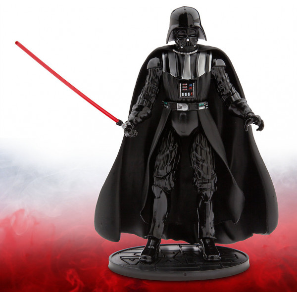 Disney Store Actionfigur Star Wars Elite Series Darth Vader 16,5 Cm Diecast-Figur från Disney store