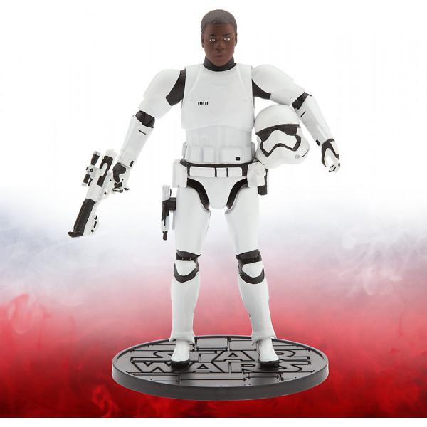 Disney Store Actionfigur Star Wars Elite Series Diecast-Figur Finn Som Stormtrooper 16,5 Cm från Disney store