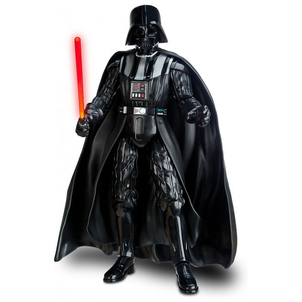 Disney Store Actionfigur Star Wars Talande Darth Vader-Figur från Disney store