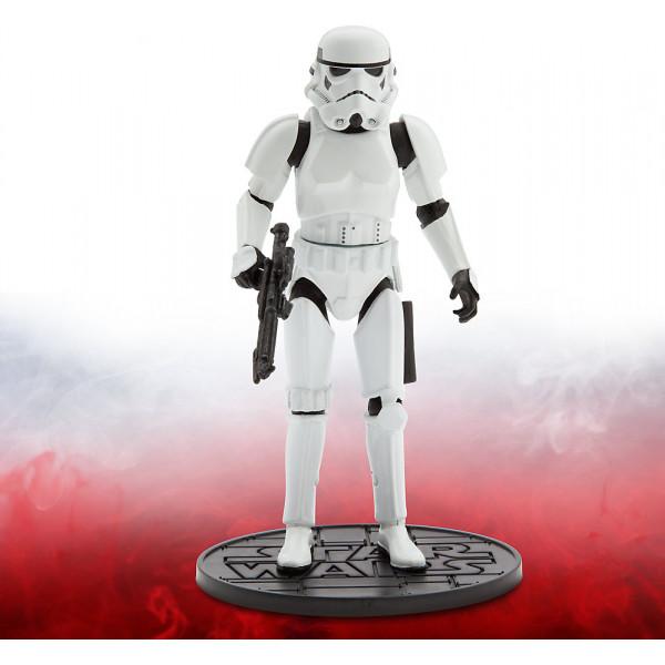 Disney Store Actionfigur Stormtrooper Star Wars Elite Series Diecast-Figur 16,5 Cm från Disney store