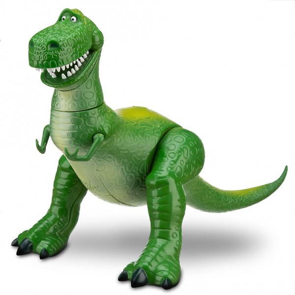 Disney Store Actionfigur Toy Story Talande Rex från Disney store