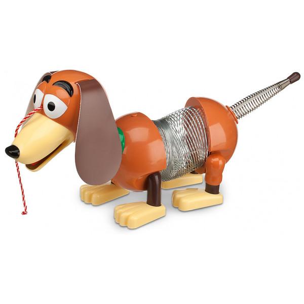 Disney Store Actionfigur Toy Story Talande Slinky från Disney store