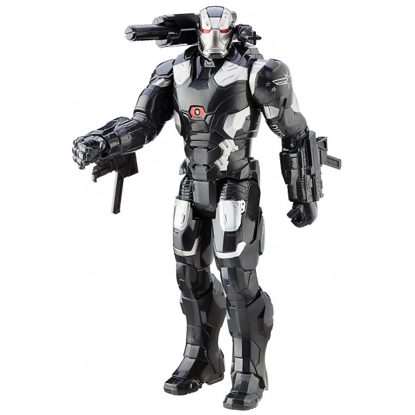 Disney Store Actionfigur War Machine Titan Hero 30 Cm Captain America Civil War från Disney store