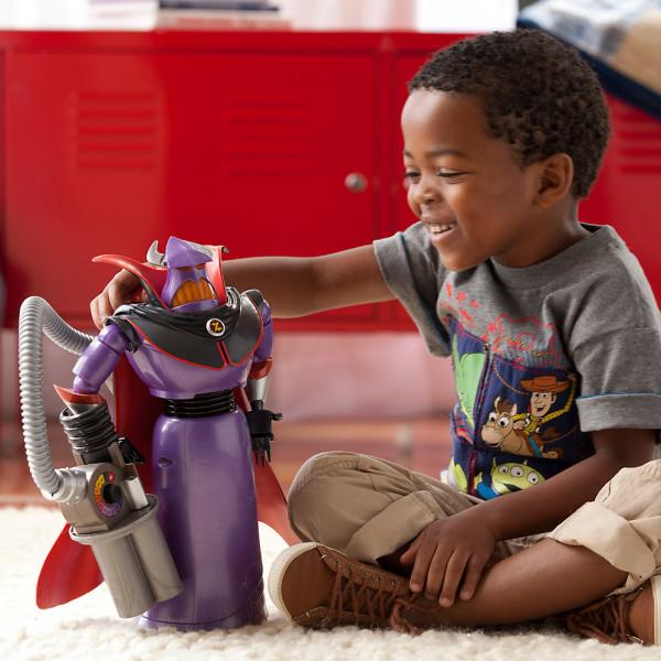 Disney Store Actionfigur Zurg Talande 35,5 Cm från Disney store