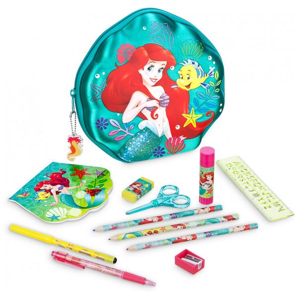 Disney Store Ariel Pennfodral Med Pennor från Disney store