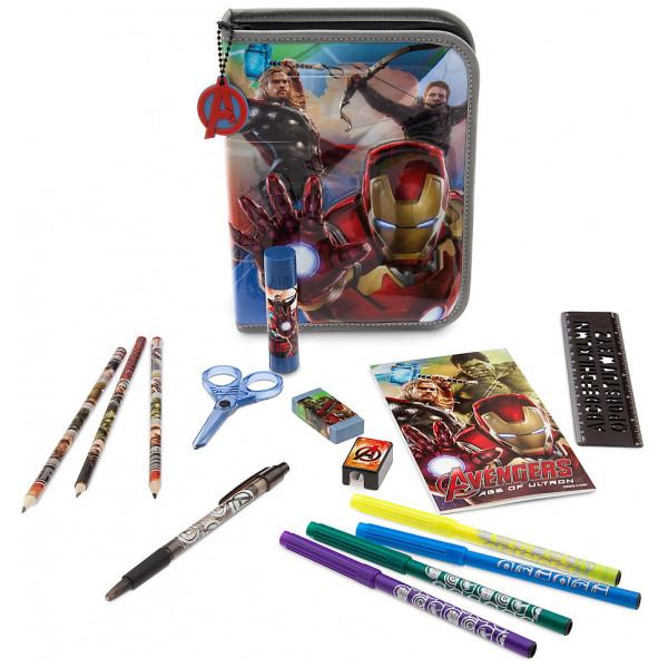 Disney Store Avengers Pennfodral Med Pennor från Disney store