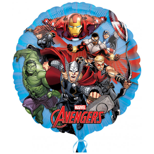 Disney Store Ballong Avengers Folieballong från Disney store