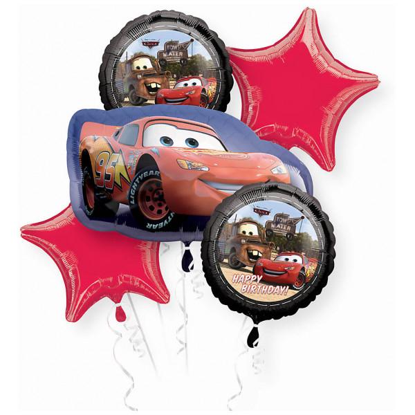 Disney Store Ballong Disney Pixar Bilar Ballongbukett från Disney store