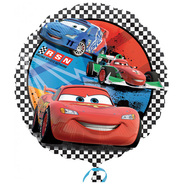 Disney Store Ballong Disney Pixar Bilar Folieballong från Disney store