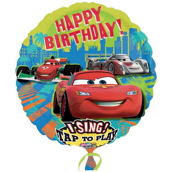 Disney Store Ballong Disney Pixar Bilar Talande från Disney store