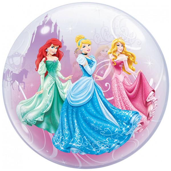 Disney Store Ballong Disney Prinsessor Bubbelballong från Disney store