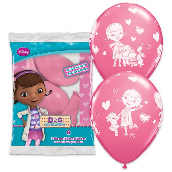 Disney Store Ballong Doktor Mcstuffins 6X Ballonger från Disney store