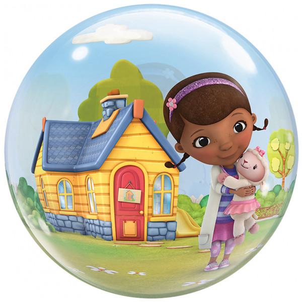 Disney Store Ballong Doktor Mcstuffins Bubbelballong från Disney store