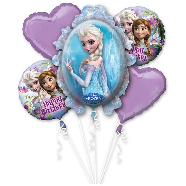 Disney Store Ballong Frost Ballongbukett från Disney store