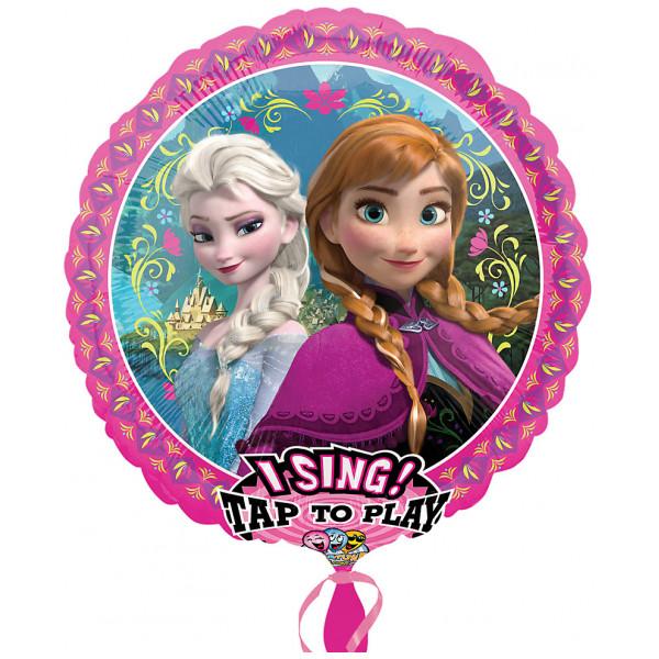 Disney Store Ballong Frost Sjungande från Disney store