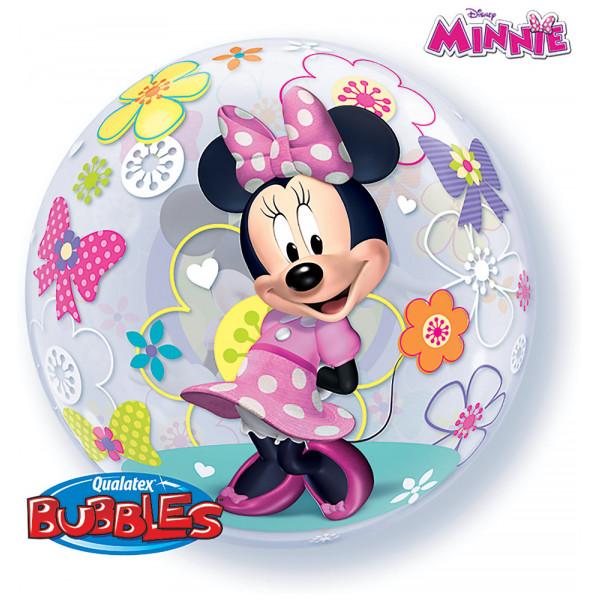 Disney Store Ballong Mimmi Pigg Bubbelballong från Disney store