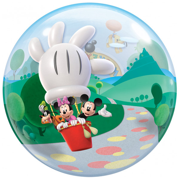 Disney Store Ballong Musse Pigg Bubbelballong från Disney store