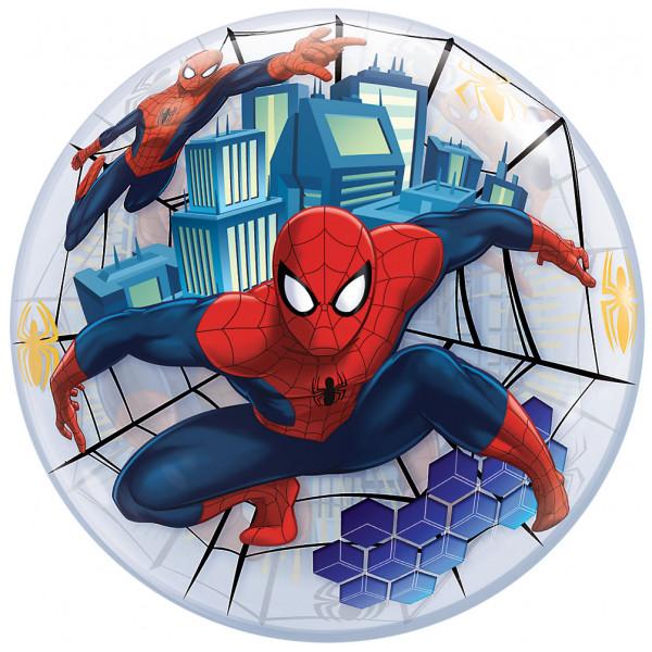 Disney Store Ballong Spiderman Bubbelballong från Disney store
