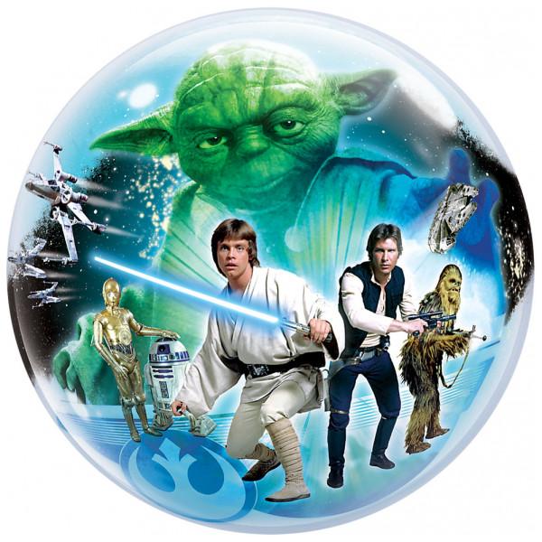 Disney Store Ballong Star Wars Bubbelballong från Disney store