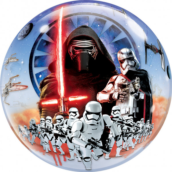 Disney Store Ballong Star Wars The Force Awakens Bubbelballong från Disney store