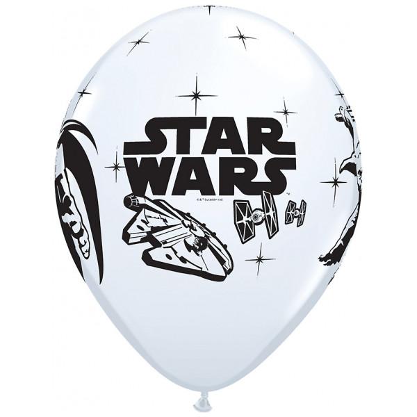 Disney Store Ballong Starwars 6X Ballonger från Disney store
