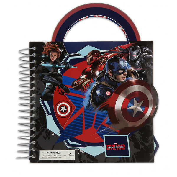 Disney Store Captain America Civil War Pysselset från Disney store