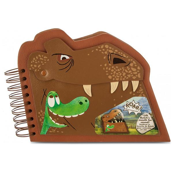 Disney Store Den Gode Dinosaurien Butch Stansad Anteckningsbok från Disney store