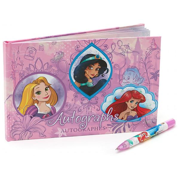 Disney Store Disney Prinsessor Autografbok från Disney store