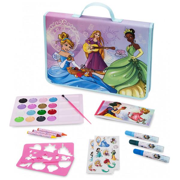 Disney Store Disney Prinsessor Pennfodral Med Pennor från Disney store