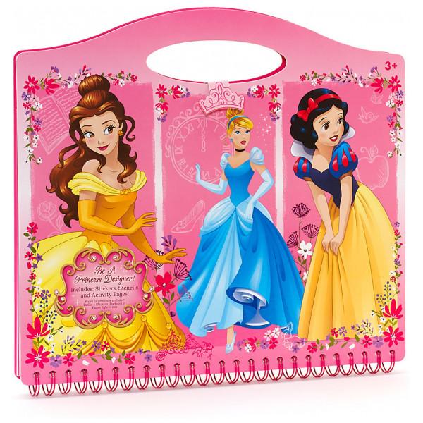 Disney Store Disney Prinsessor Pysselmapp från Disney store
