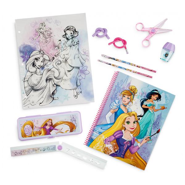 Disney Store Disney Prinsessor Skrivset från Disney store