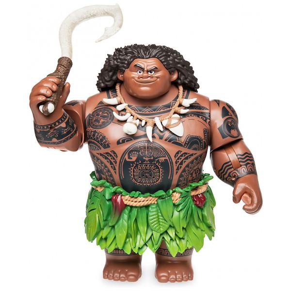 Disney Store Docka Maui Sjungande Figur Vaiana från Disney store