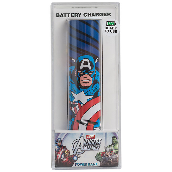 Disney Store Elektronik Captain America Laddningsdosa från Disney store