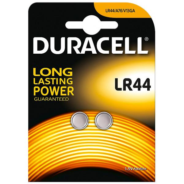 Disney Store Elektronik Duracell Specialty Lr44 Alkaliskt Knappcellsbatteri 2-Pack från Disney store