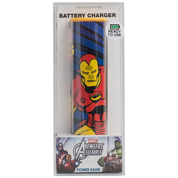 Disney Store Elektronik Iron Man Laddningsdosa från Disney store
