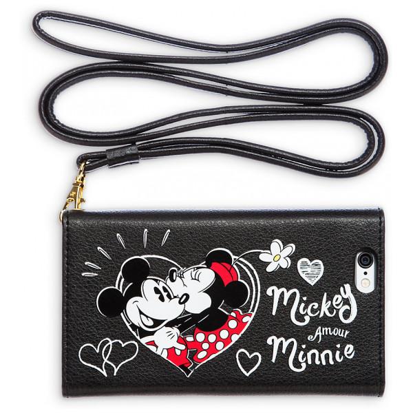 Disney Store Elektronik Musse Och Mimmi Pigg Plånbok Och Telefonfodral från Disney store