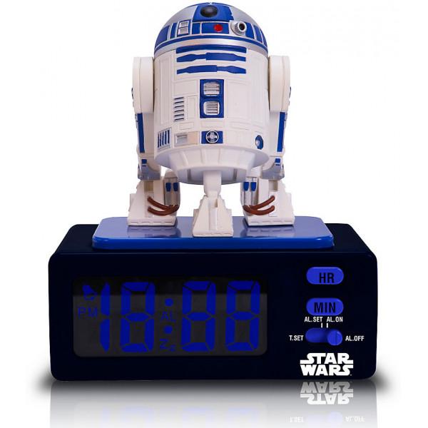 Disney Store Elektronik R2-D2 Väckarklocka Star Wars från Disney store