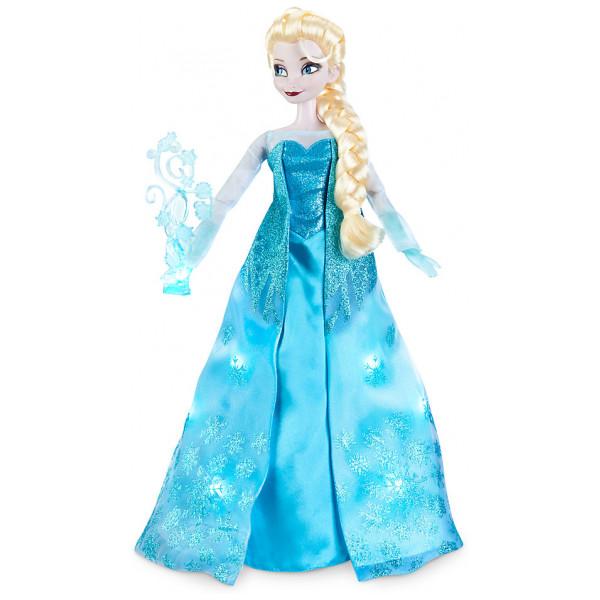 Disney Store Figur Elsa Deluxe Sjungande Docka 42 Cm från Disney store