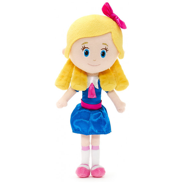 Disney Store Figur Goldie Liten Gosedocka Goldie Och Björn från Disney store