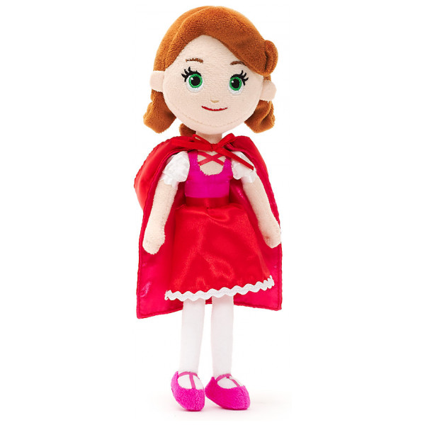 Disney Store Figur Rödluvan Liten Gosedocka Goldie Och Björn från Disney store