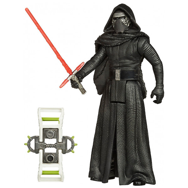 Disney Store Figur Star Wars The Force Awakens Forest Mission Kylo Ren- 9,5 Cm från Disney store