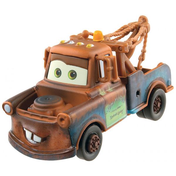 Disney Store Fordon Bärgarn Formgjuten Figur Disney Pixar Bilar 3 från Disney store