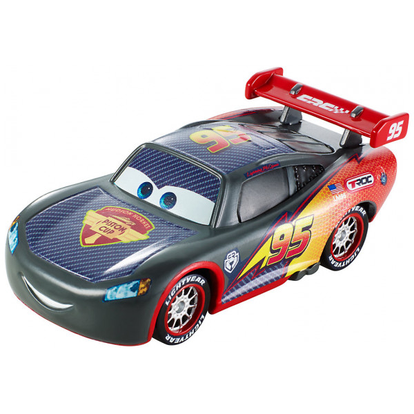 Disney Store Fordon Blixten Mcqueen Diecast-Modell Disney Pixar Bilar från Disney store